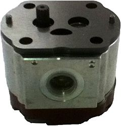 1.5PE Series Aluminium Gear Pumps Tandem Sections